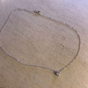 Sterling silver necklace!